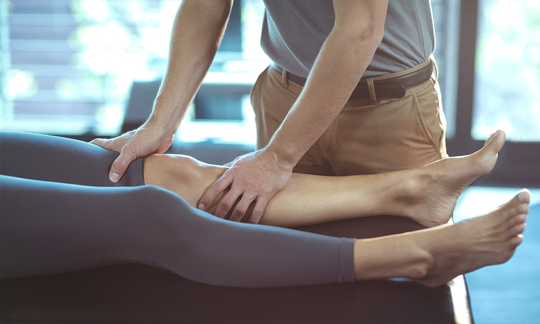 physiotherapy knee treatment