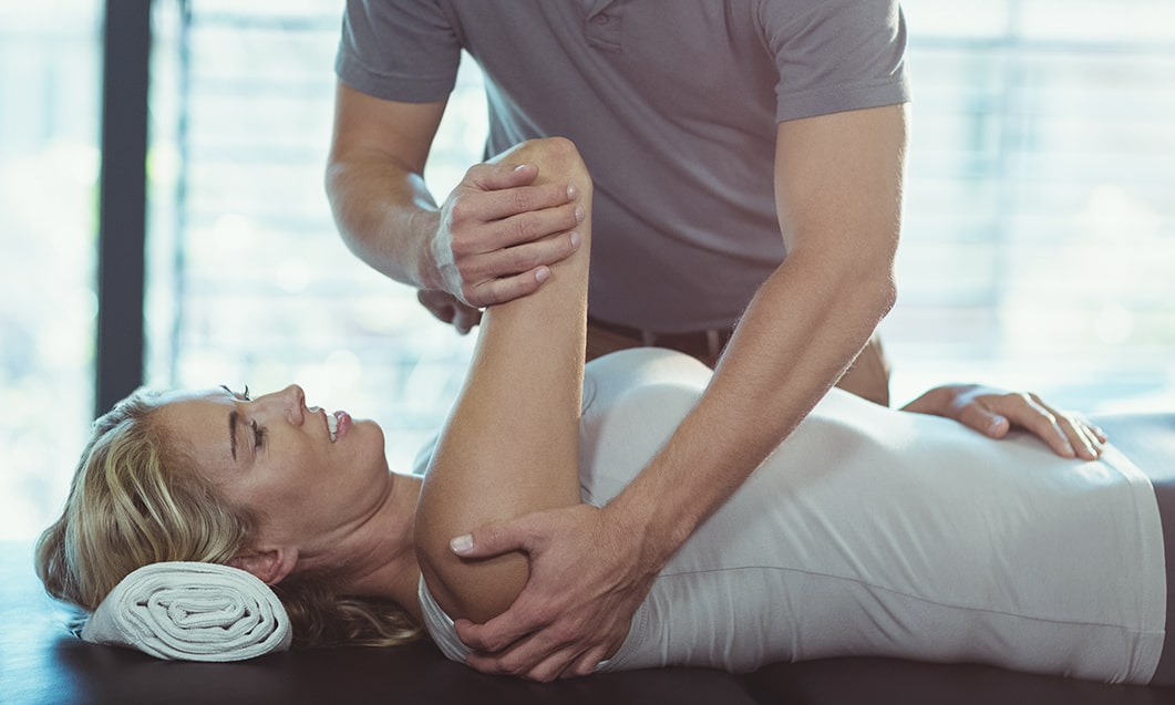 physiotherapy shoulder treatment