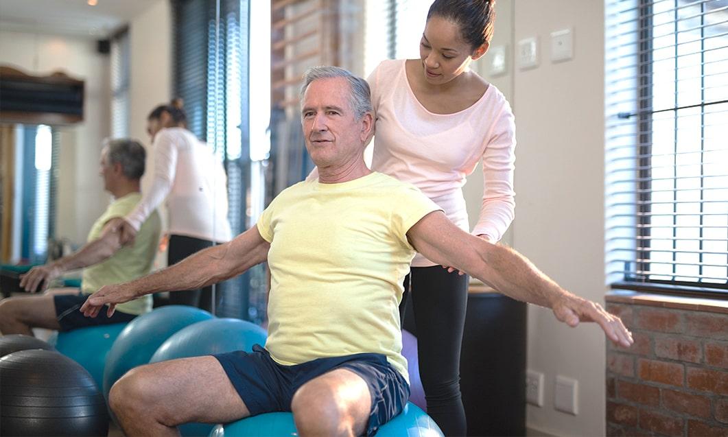 vestibular rehabilitation therapy vertigo treatment exercise